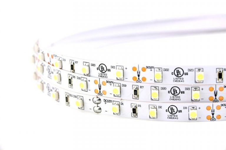 Flexible LED Strip Light with 16.4' 24W 300 Diodes 3528_1