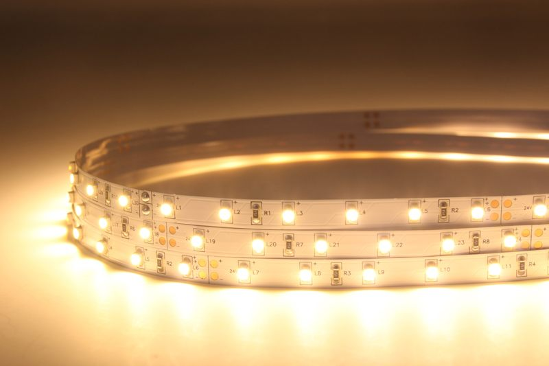 Flexible LED Strip Light with 16.4' 24W 300 Diodes 3528_6