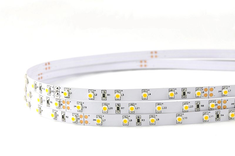 Flexible LED Strip Light with 16.4' 24W 300 Diodes 3528_5
