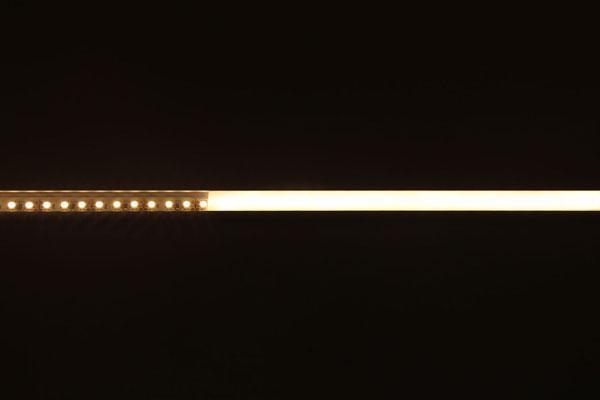 SMD3528 120LEDS/M 9.6W/M Ra>80 Rigid Dotless LED Lighting