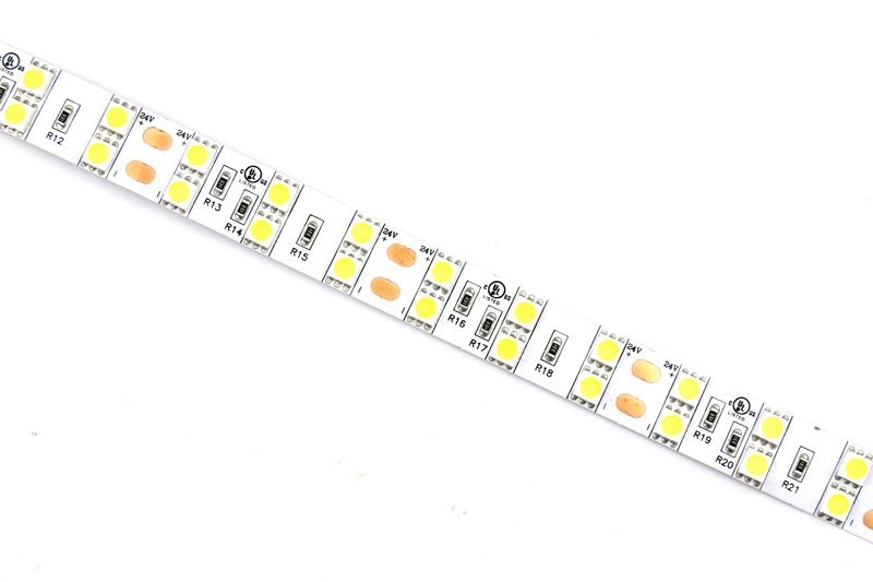 Ultra High Output Double Row 5050 Flexible Led Strip
