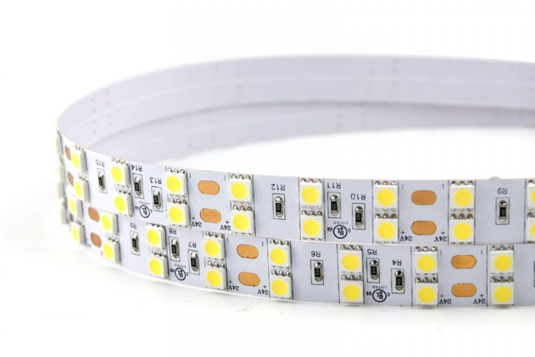 Flexible LED Strip Light with 8.2' 72W 300 Diodes 5050