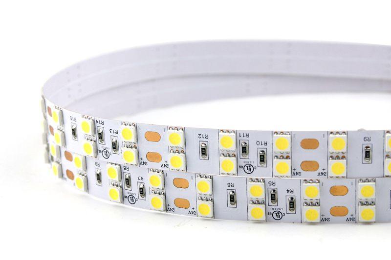 Ultra High Output Double Row 5050 Flexible LED Strip_1