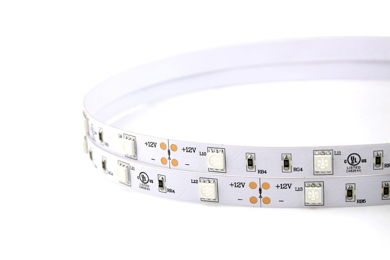 Flexible LED Strip Light with 16.4' 36W 150 Diodes 5050_5