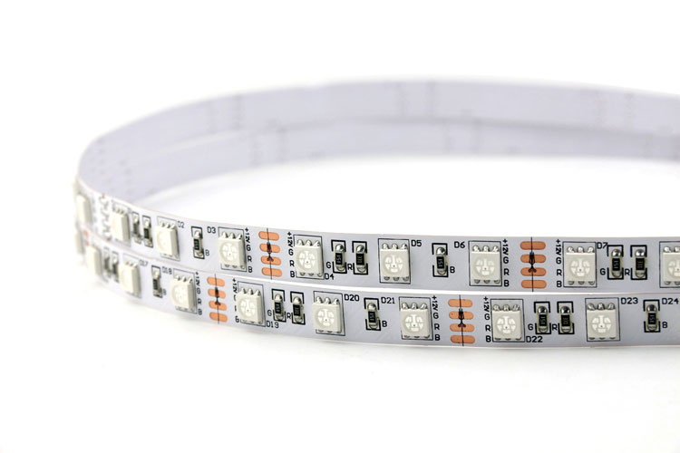 Flexible 16.4' 72W 300 Diodes 5050 RGB LED Strip Light_1