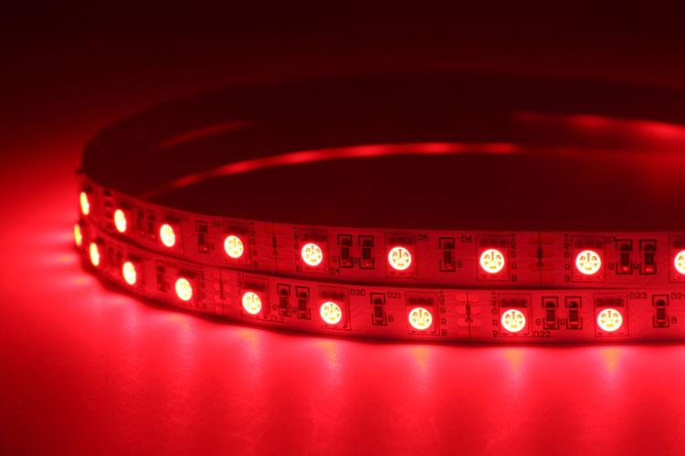 Flexible 16.4' 72W 300 Diodes 5050 RGB LED Strip Light_2