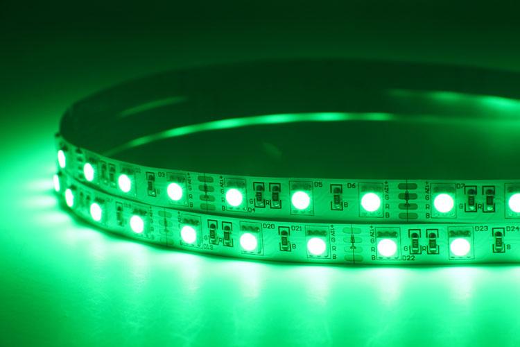 Flexible 16.4' 72W 300 Diodes 5050 RGB LED Strip Light_3