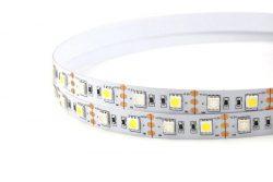 Flexible LED Strip Light with 16.4' 72W 300 Diodes 5050 RGB+W