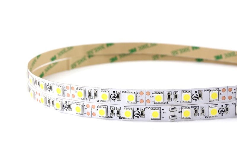 Flexible LED Strip Light with 16.4' 72W 300 Diodes 5050_3