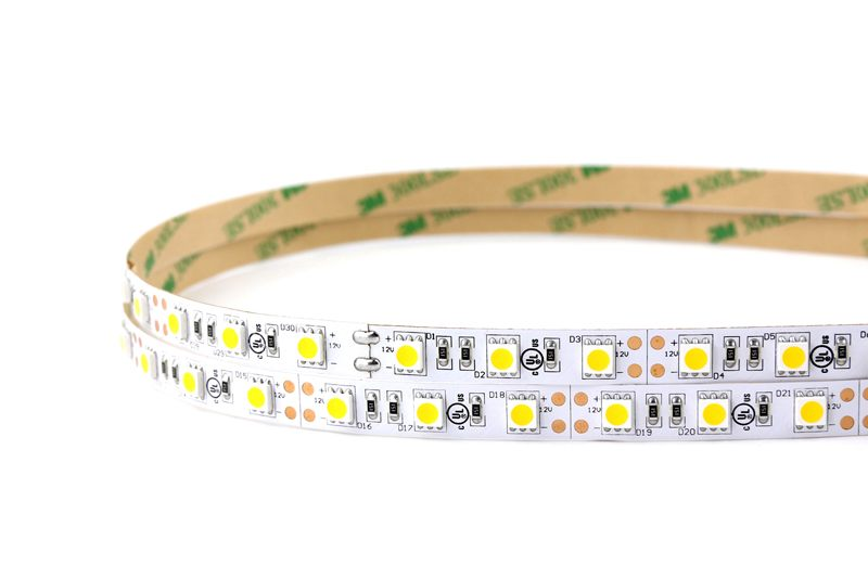 Flexible LED Strip Light with 16.4' 72W 300 Diodes 5050_1