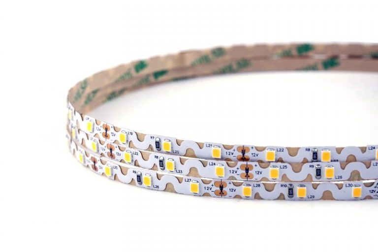 Bendable Flexible LED Strip Light with 16.4' 60W 300 Diodes 2835