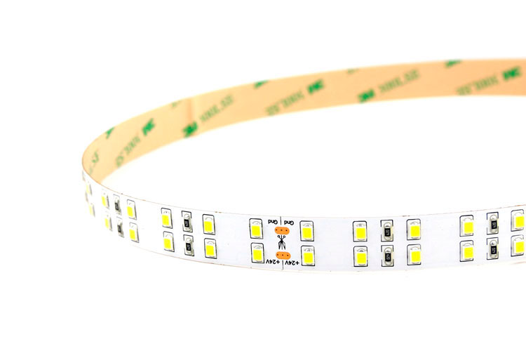 Ultra High Output Double Row 2835 Flexible LED Strip_1