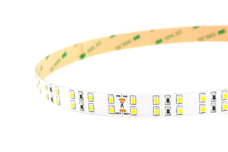 Ultra High Output Double Row 2835 Flexible LED Strip_1