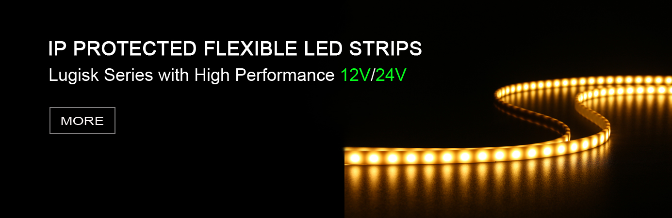 IP Protected Flexible LED Strips Lights