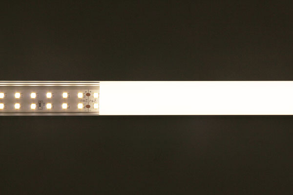 SMD2835 196LEDS/M 18W/M Ra>80 Rigid Dotless LED Lighting_1