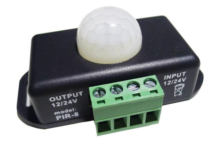 Human Infrared Motion Sensor for LED Strip Light_1