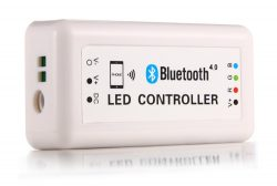 LED Mobile Phone Bluetooth controller