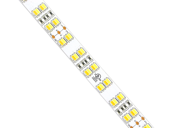 CCT Adjustable Double Row CCT 5050 LED Strip Light_2
