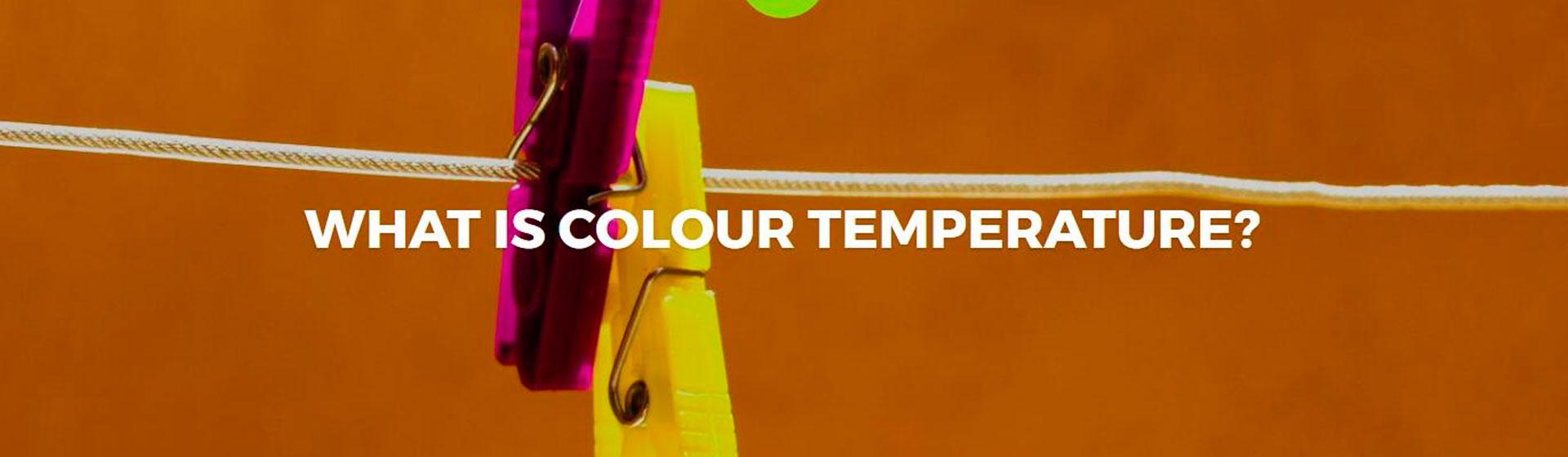Color Temperature(Kelvin) For LED Strip Lights