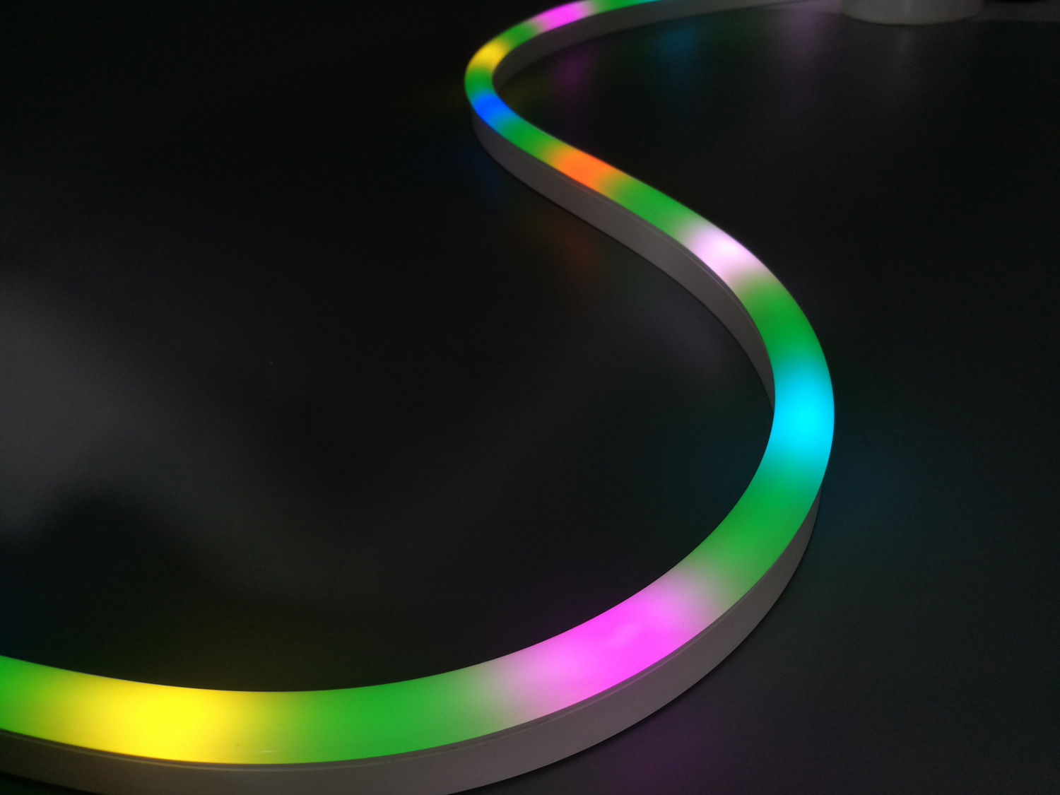 High Performance Dotless Flexible Neon LED Strip Lights LG10S1225_3