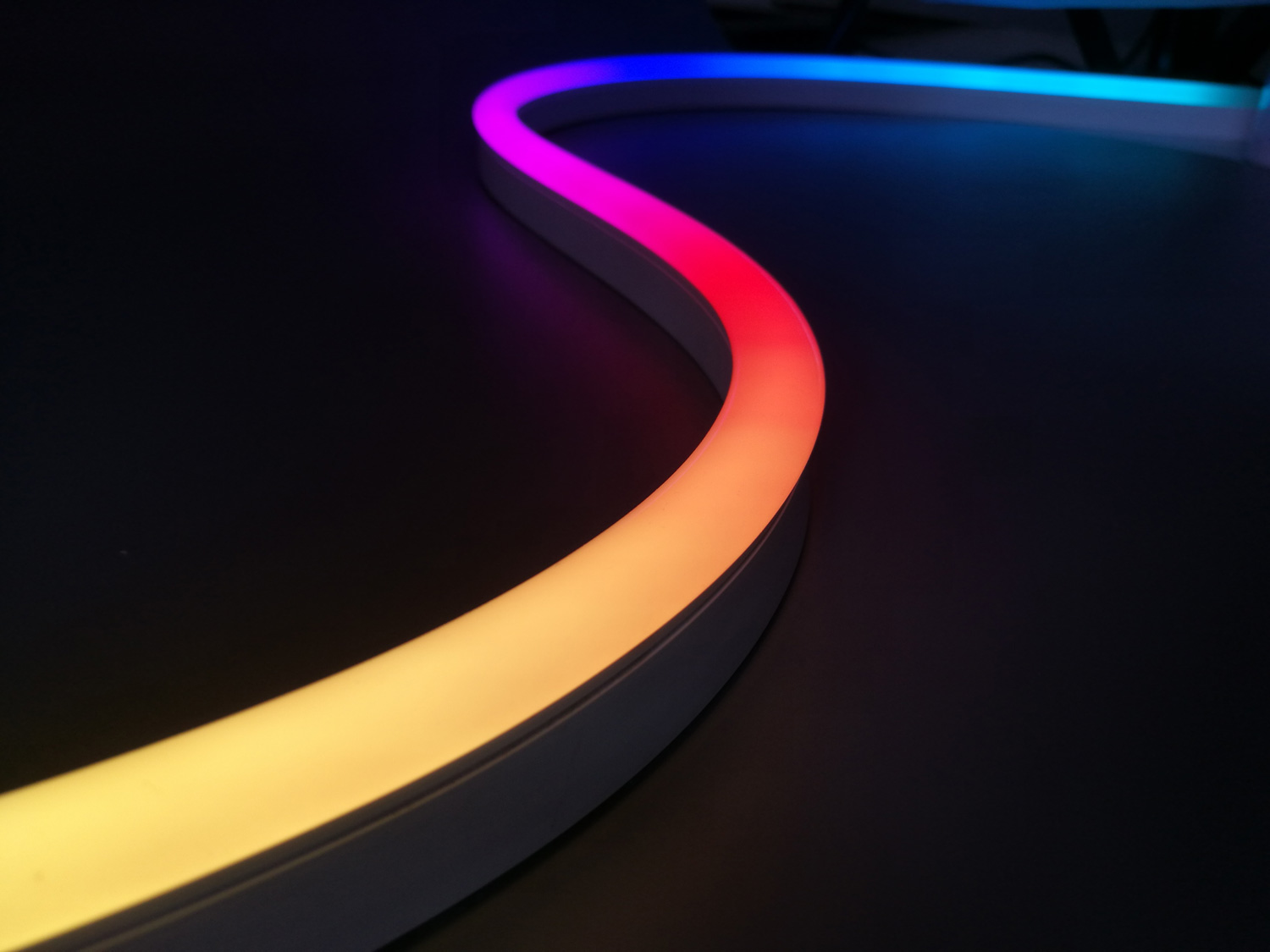 High Performance Dotless Flexible Neon LED Strip Lights LG10S1225_4