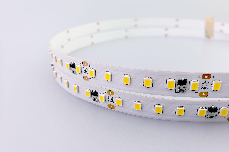 2835 Warm White Color Constant Current LED Strip Lights
