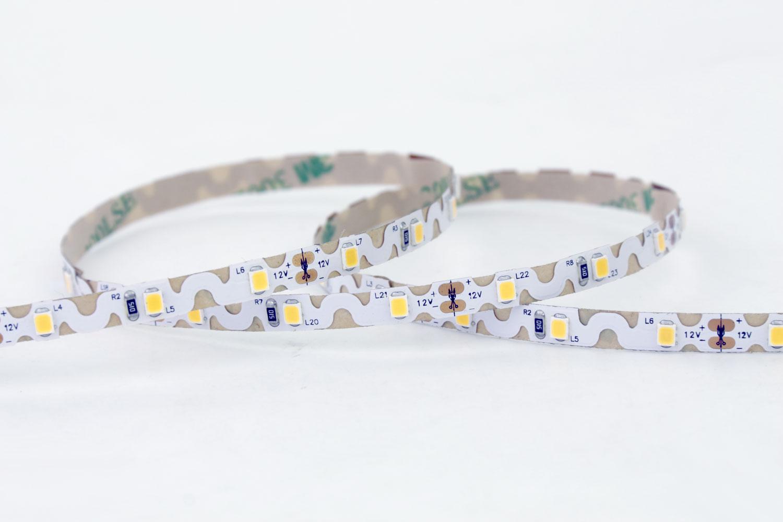 2835 60leds/m 12V Warm White Color S Type LED Strip Lights