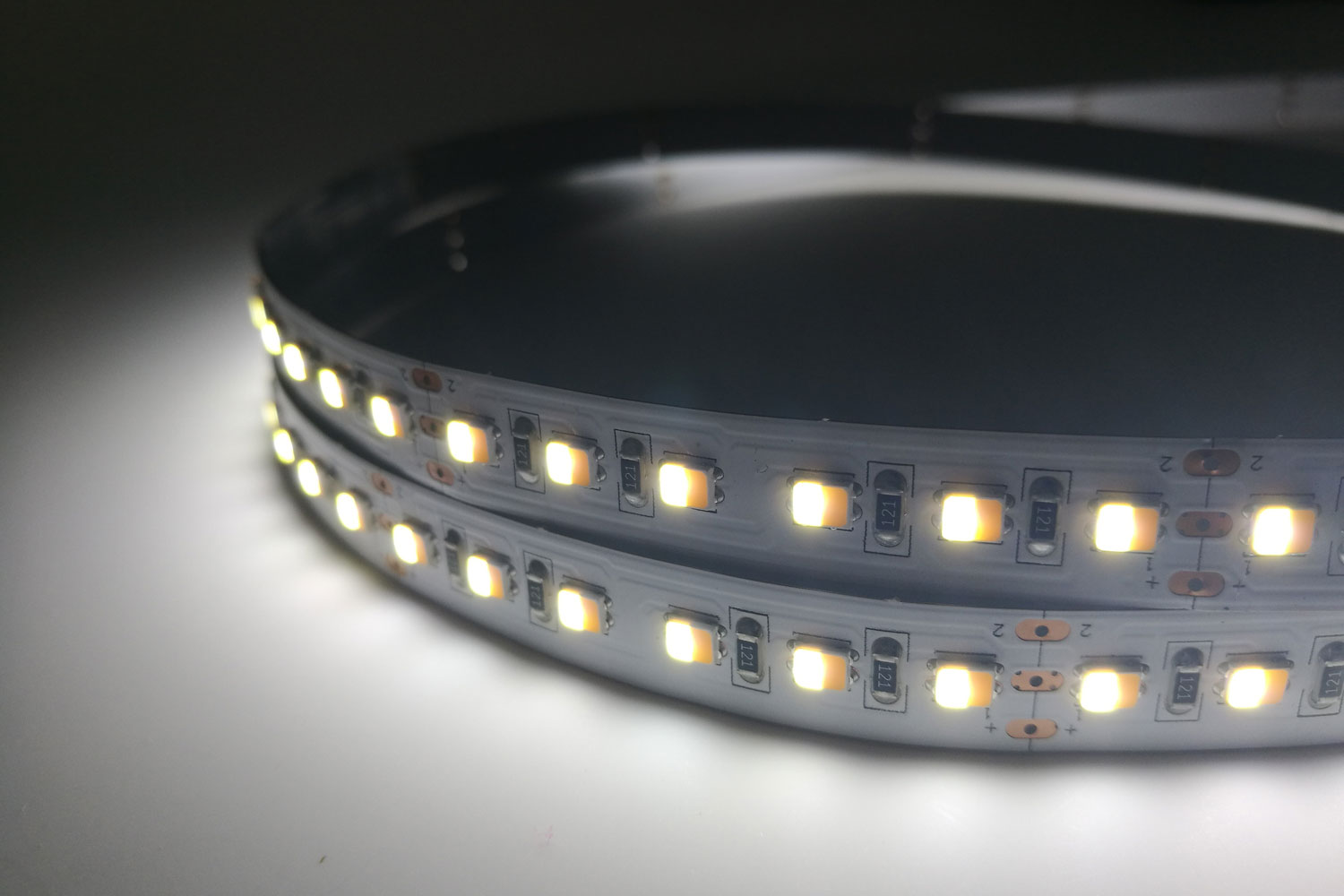 2835 24V CCT Color LED Strip Lights