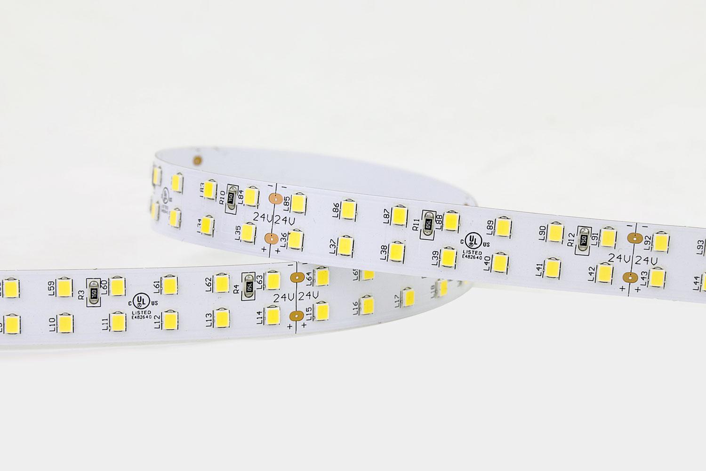 2835 24V White Color Multi-row LED Strip Lights