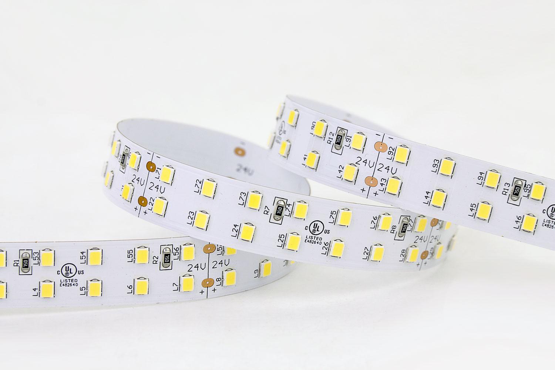 2835 White Color Multi-row LED Strip Lights
