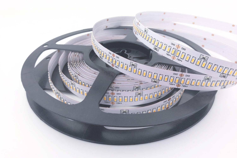 3014 280leds/m 48V Warm White Color LED Strip Light