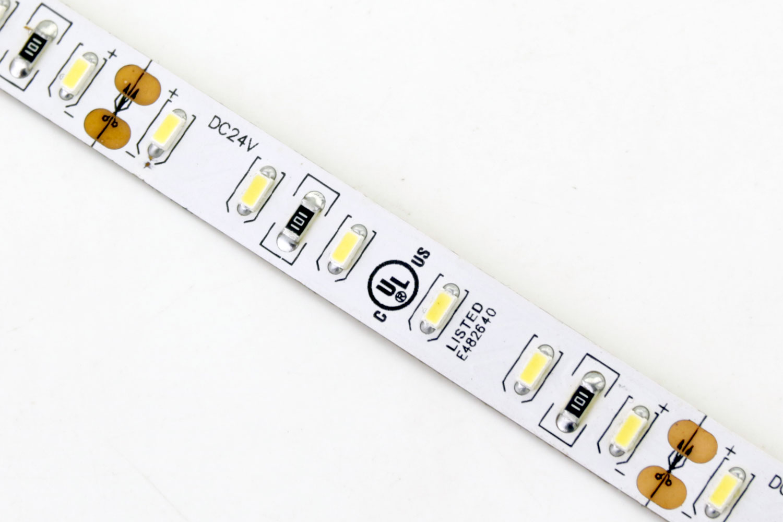 3014 120leds/m 24V White Color LED Strip Lights