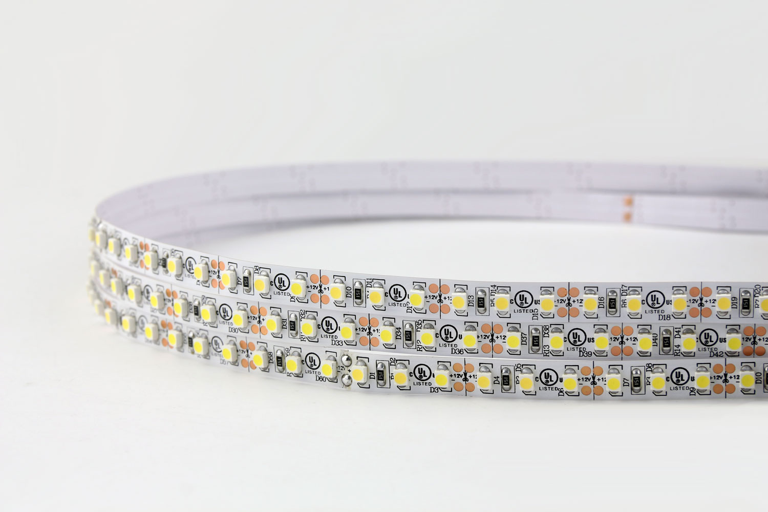 3528 12V White Color LED Strip Lights