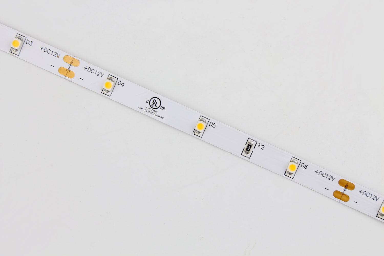 12V Warm White Color LED Strip Lights