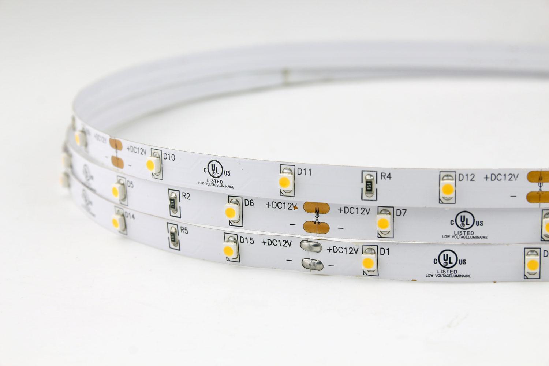 3528 Warm White Color LED Strip Lights