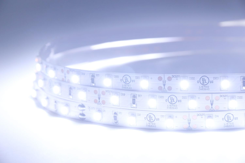 3528 60leds/m 12V White Color LED Strip Lights