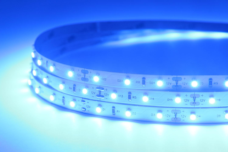 3528 12V Blue Color LED Strip Lights