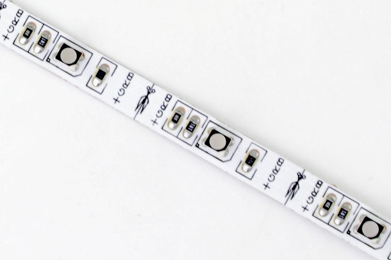 3528 60leds/m 5V RGB Color LED Strip Lights