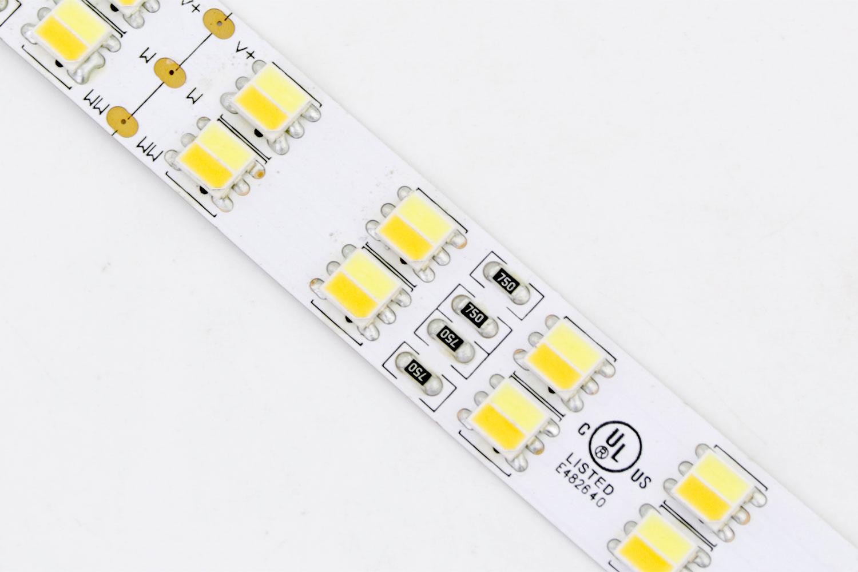 5050 120leds/m 24V CCT Color LED Strip Lights