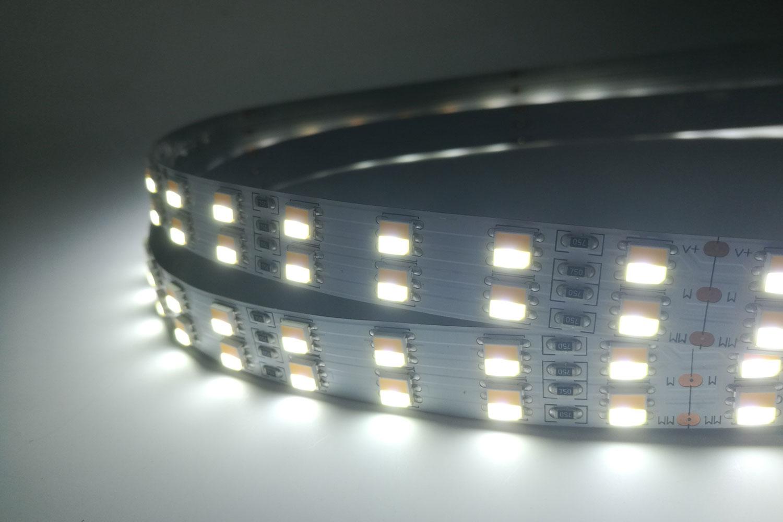 5050 CCT Color LED Strip Lights