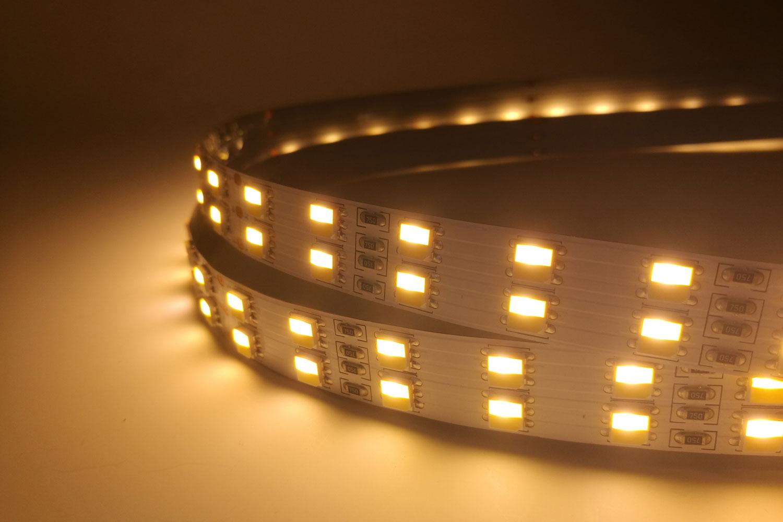 5050 24V CCT Color LED Strip Lights