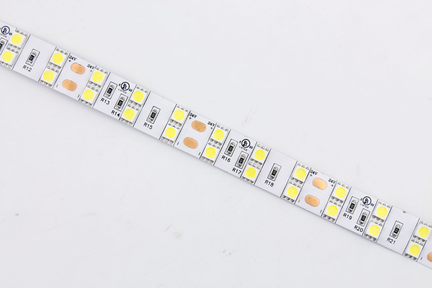 5050 120leds/m 24V White Color LED Strip Lights