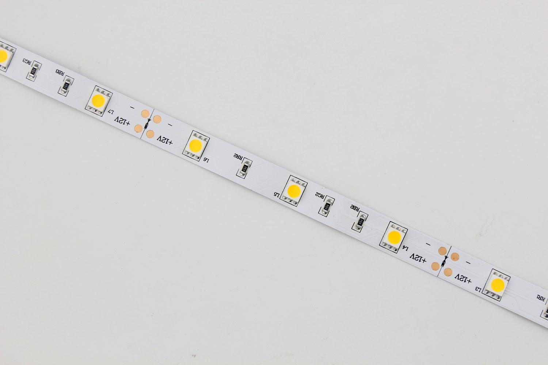 5050 30leds/m 12V Warm White Color LED Strip Lights