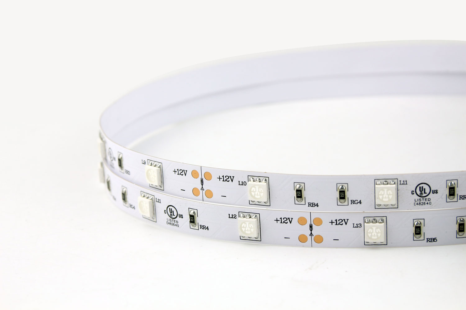 5050 30leds/m 12V Blue Color LED Strip Lights