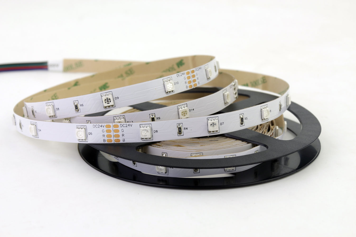 24V RGB Color LED Strip Lights