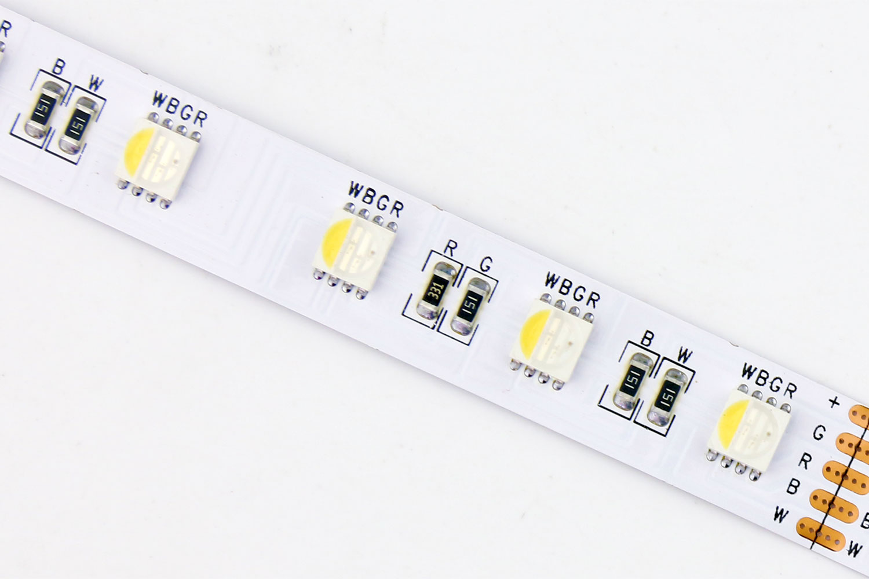 5050 60leds/m 24V RGBW LED Strip Lights