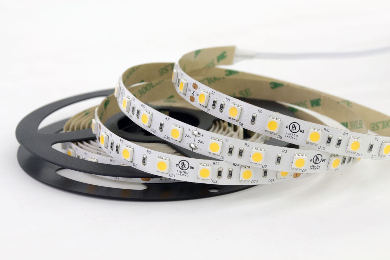 24V White Color LED Strip Lights