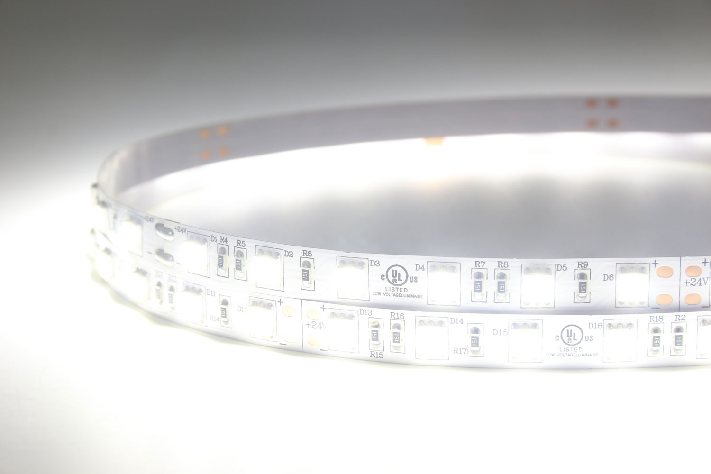5050 24V White Color LED Strip Lights