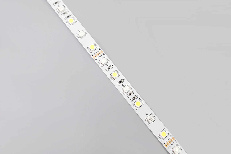 5050 RGB+White Color LED Strip Lights
