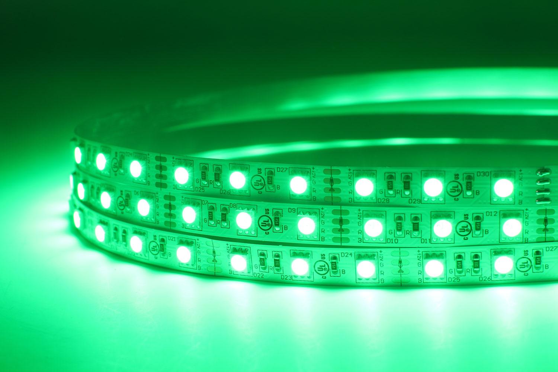 5050 60leds/m 12V RGB Color LED Strip Lights